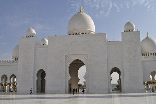 صور #مسجد #الشيخ_زايد في #أبوظبي #الإمارات - صورة 62