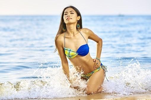 Hot #Girls in #Bikini #Models - Image 58