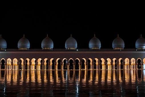 صور #مسجد #الشيخ_زايد في #أبوظبي #الإمارات - صورة 128