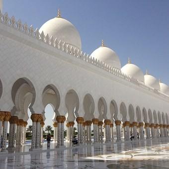 صور #مسجد #الشيخ_زايد في #أبوظبي #الإمارات - صورة 138