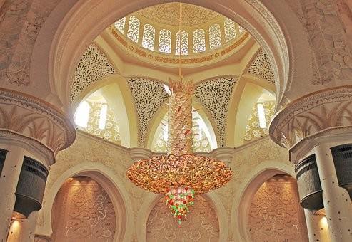 صور #مسجد #الشيخ_زايد في #أبوظبي #الإمارات - صورة 35
