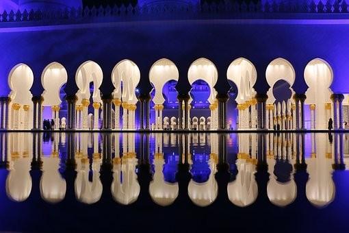 صور #مسجد #الشيخ_زايد في #أبوظبي #الإمارات - صورة 105
