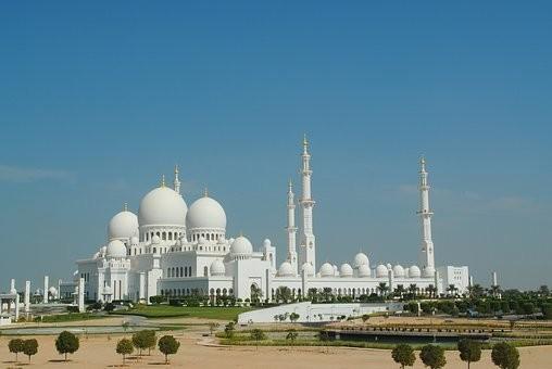 صور #مسجد #الشيخ_زايد في #أبوظبي #الإمارات - صورة 97