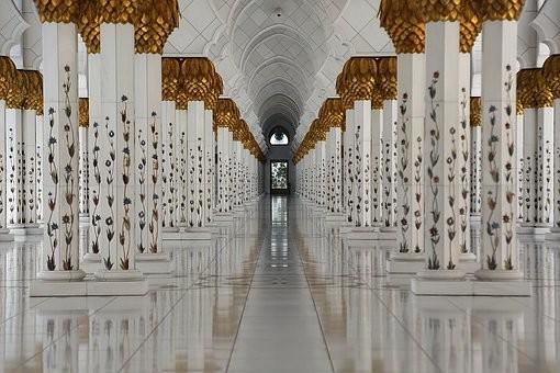 صور #مسجد #الشيخ_زايد في #أبوظبي #الإمارات - صورة 23