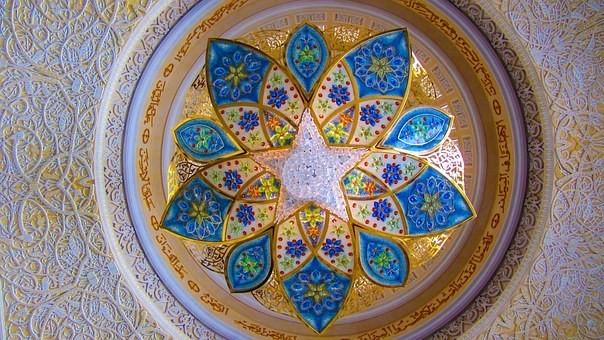 صور #مسجد #الشيخ_زايد في #أبوظبي #الإمارات - صورة 90