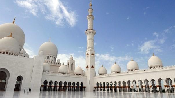 صور #مسجد #الشيخ_زايد في #أبوظبي #الإمارات - صورة 153