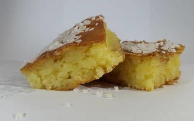 Cassava #Cake #Philippines Famous #Food