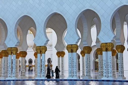 صور #مسجد #الشيخ_زايد في #أبوظبي #الإمارات - صورة 156