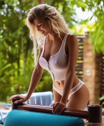 Blonde #Hot #Girls #Bikini - Image 28