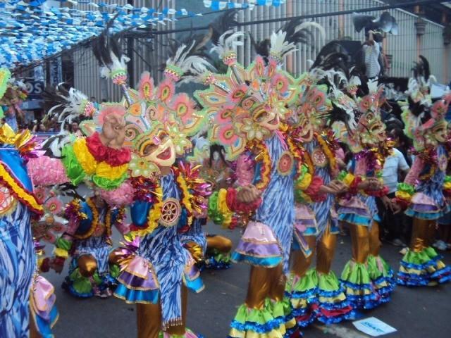 Massakara Festival in #Philippines Famous #Festival
