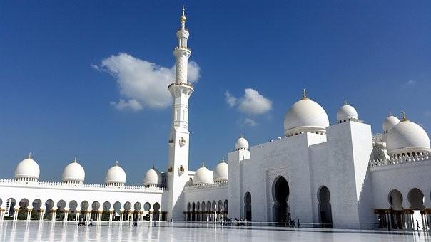 صور #مسجد #الشيخ_زايد في #أبوظبي #الإمارات - صورة 76