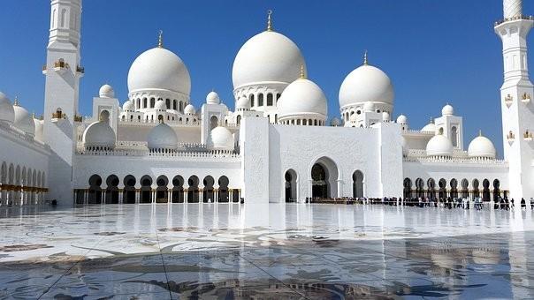 صور #مسجد #الشيخ_زايد في #أبوظبي #الإمارات - صورة 34