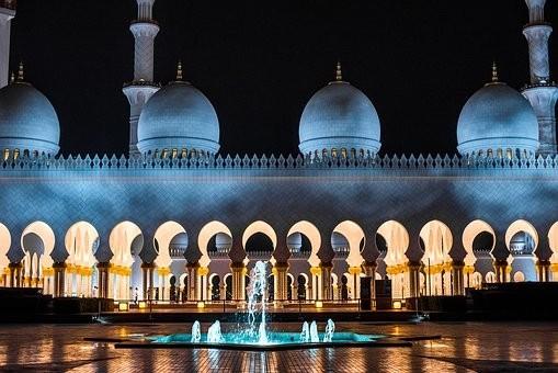 صور #مسجد #الشيخ_زايد في #أبوظبي #الإمارات - صورة 121