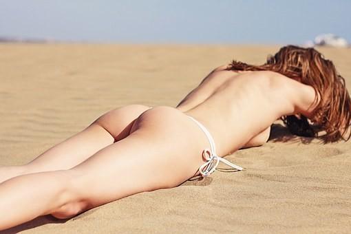 Hot #Girls in #Bikini #Models - Image 84