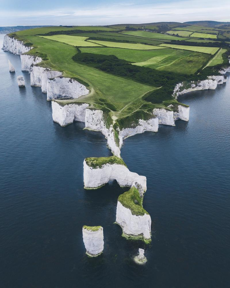 White cliffs of #Dover in #England - Image 1