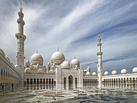 صور #مسجد #الشيخ_زايد في #أبوظبي #الإمارات - صورة 28