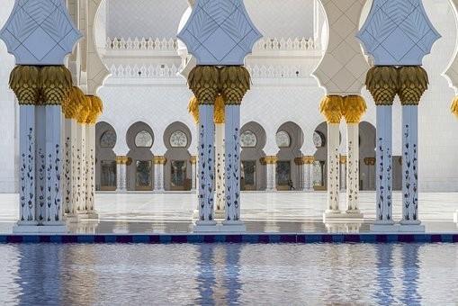 صور #مسجد #الشيخ_زايد في #أبوظبي #الإمارات - صورة 39