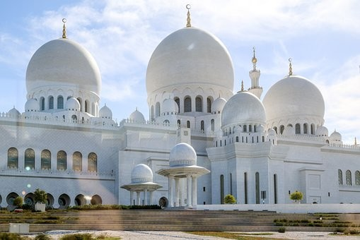صور #مسجد #الشيخ_زايد في #أبوظبي #الإمارات - صورة 20