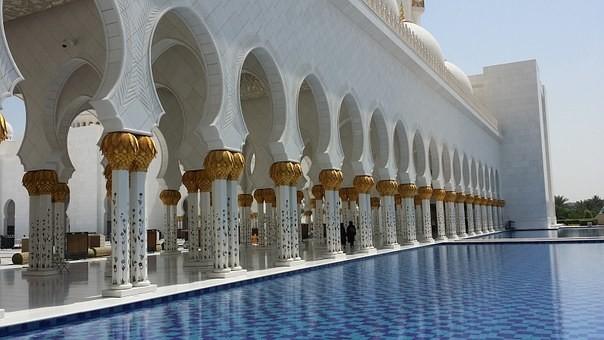 صور #مسجد #الشيخ_زايد في #أبوظبي #الإمارات - صورة 40