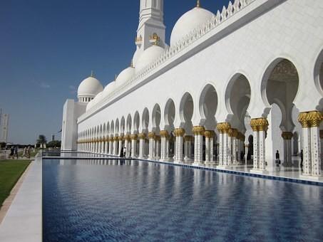 صور #مسجد #الشيخ_زايد في #أبوظبي #الإمارات - صورة 93