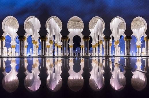 صور #مسجد #الشيخ_زايد في #أبوظبي #الإمارات - صورة 118