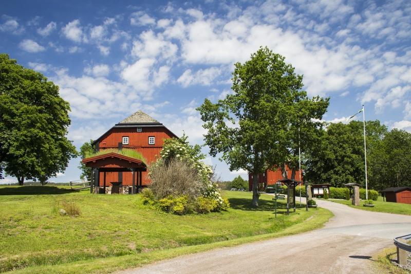 صور تحتوي #السويد #سماء #السفر #رأي #أزرق #السياحة #الاجازات