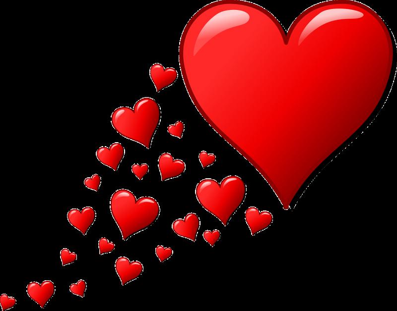 صور لـ #رومانسي #عيد_الحب #قلوب #ممر_المشاة #أحمر