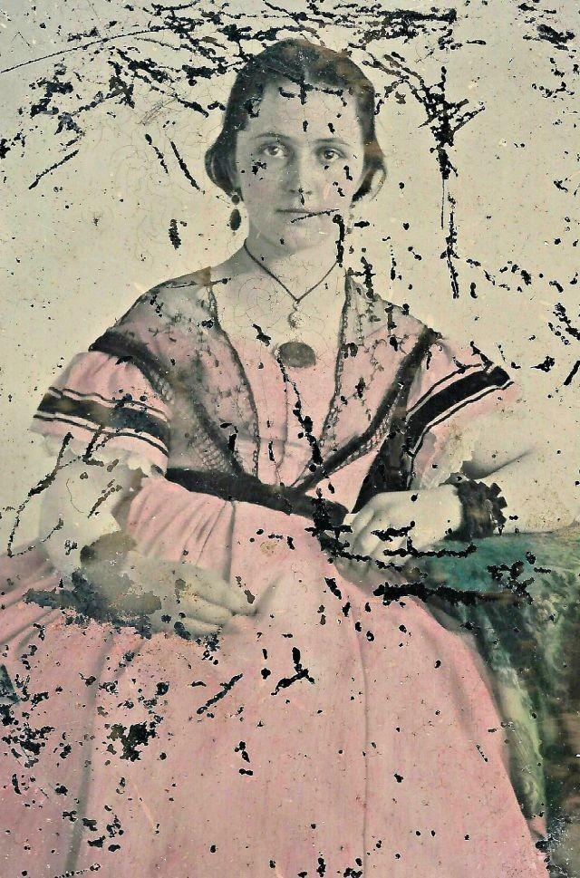 صور فتيات من القرن الثامن عشر #تاريخ - 38