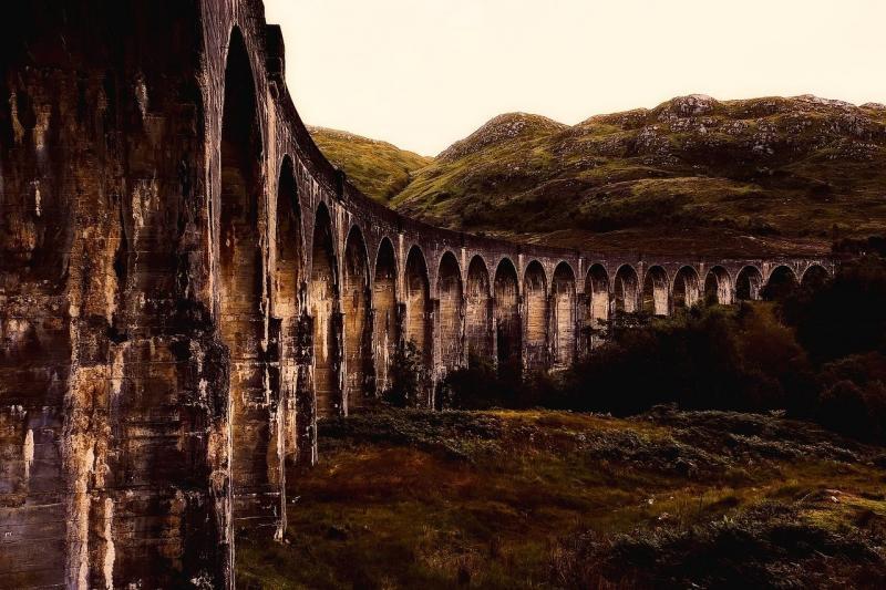 صور لـ #معلم_معروف #أسكتلندا #جسر #بناء #تاريخي