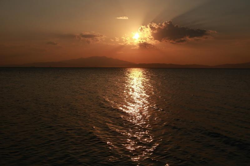 صور تحتوي #ماء #الصيف #طبيعة #شاطئ_بحر #بحر #اليونان #جزيرة