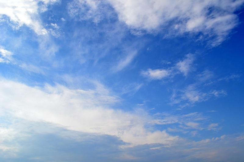 صور لـ #سماء #خلفية #سحاب #أزرق