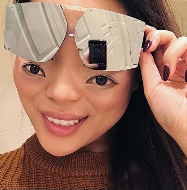 فنانة #الماكياج # Mimi_Choi تقوم بأعمال مبهرة من #خداع_البصر #Illusion باستخدام #ماكياج فقط #بنات #فن - 14