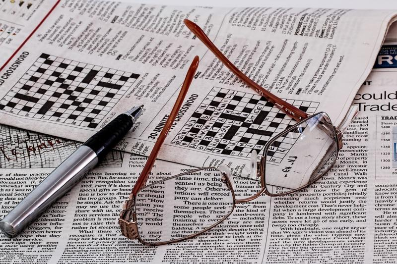 صور تحتوي #نظارات #مشاهد #أخبار #وسائل_الإعلام #ورقة #جريدة