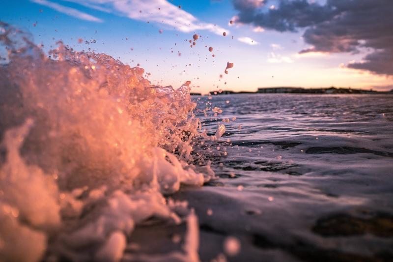 صور تحتوي #أمواج #بحر #محيط #دفقة #في_الخارج #طبيعة #ماء