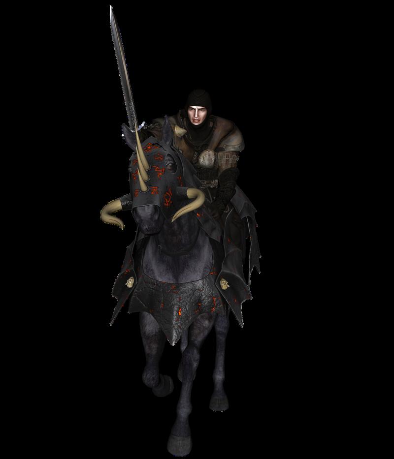 صور تحتوي #درع #رجل #حصان #العصور_الوسطى #فارس #سيف