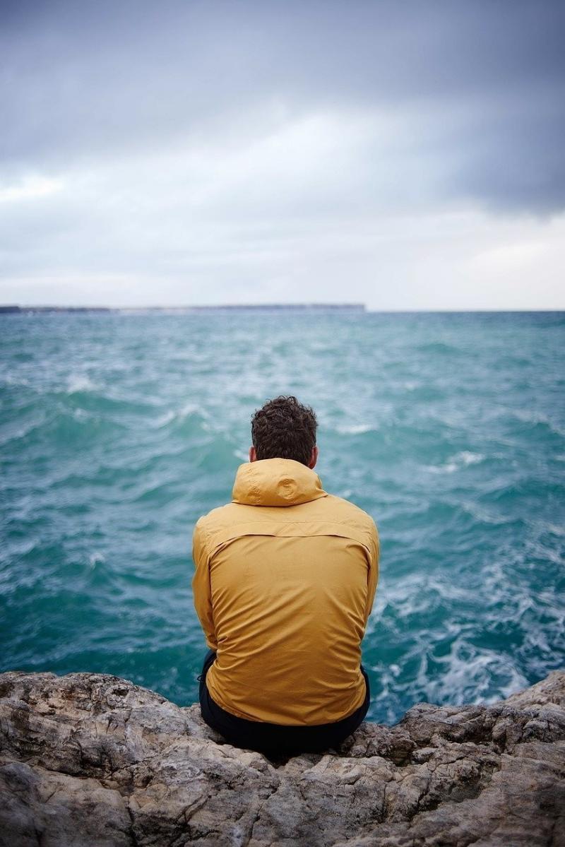 صور تحتوي #وحيد #بحر #الخام #وحيد #وحده #السفر #أمواج