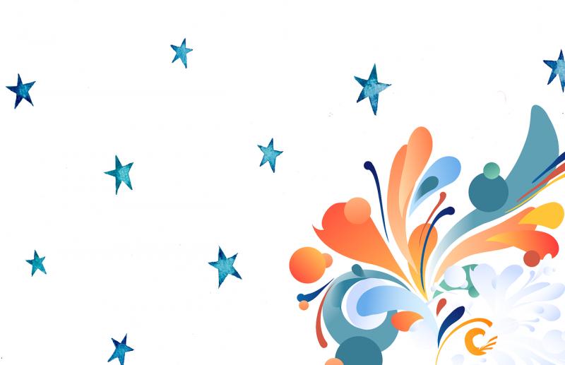 صور تحتوي #حديث #نجوم #البرتقالي #أزرق #خلفية #دوامة