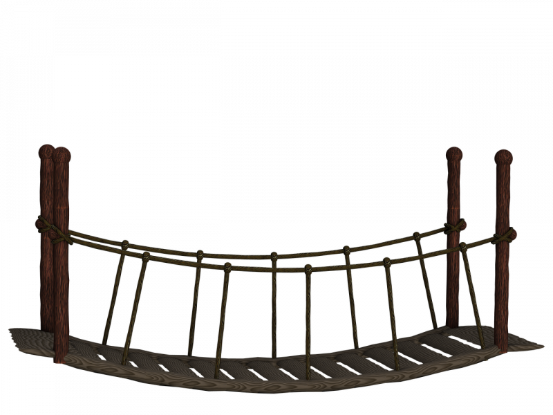 صور تحتوي #جسر_خشبي #جسر #جسر_معلق