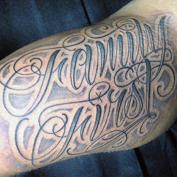 #وشوم #Tattoos منوعة تحمل رموز وعبارات عن #العائلة - 85