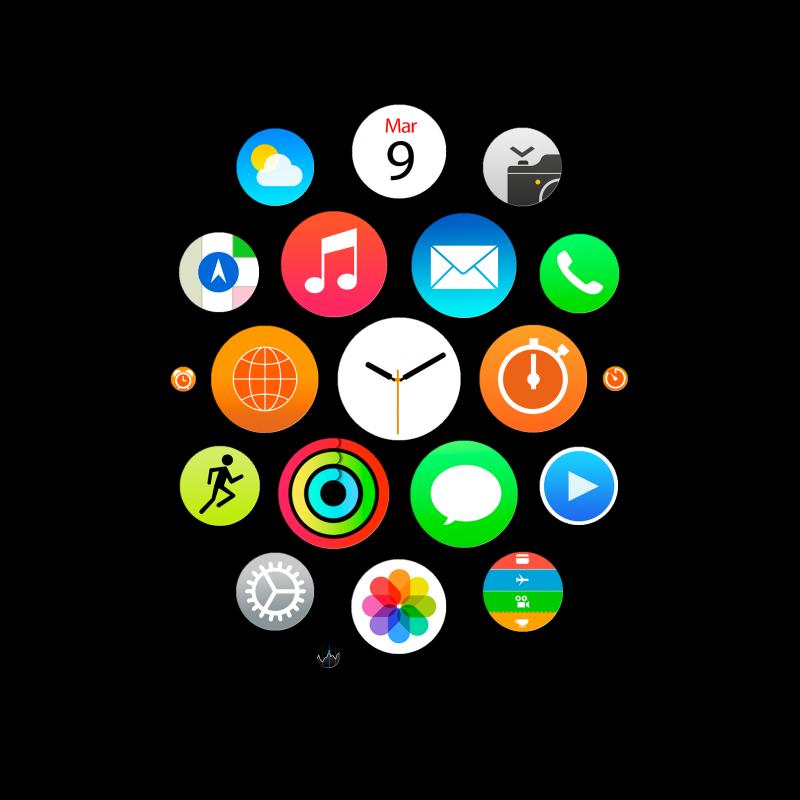 #خلفيات عالية الوضوح #Apple_Watch #ساعة_أبل #Apple #أبل - 1