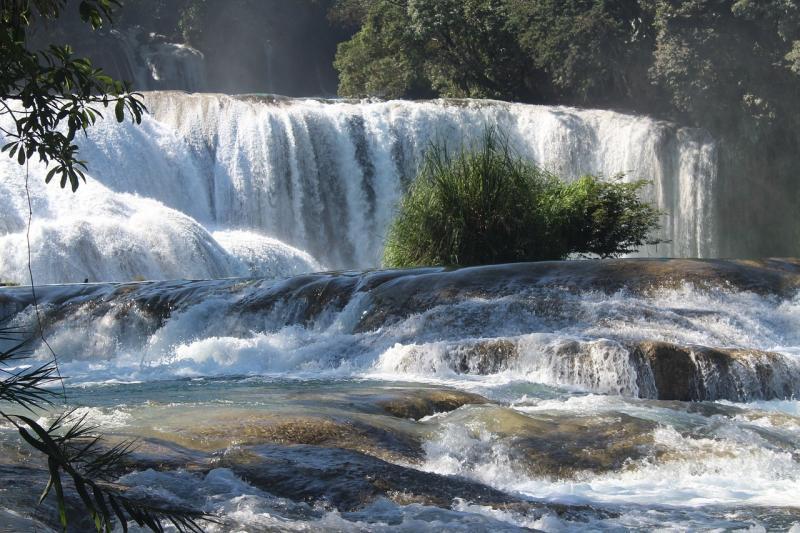 صور لـ #ماء #شلال #تشياباس #أزرق #سباحة #طبيعة