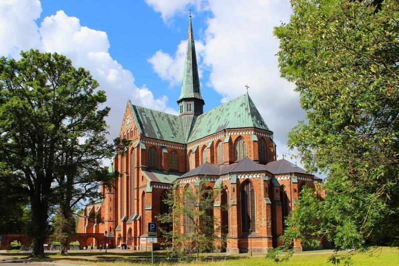صور لـ #هندسة_معمارية #كنيسة #مونستر