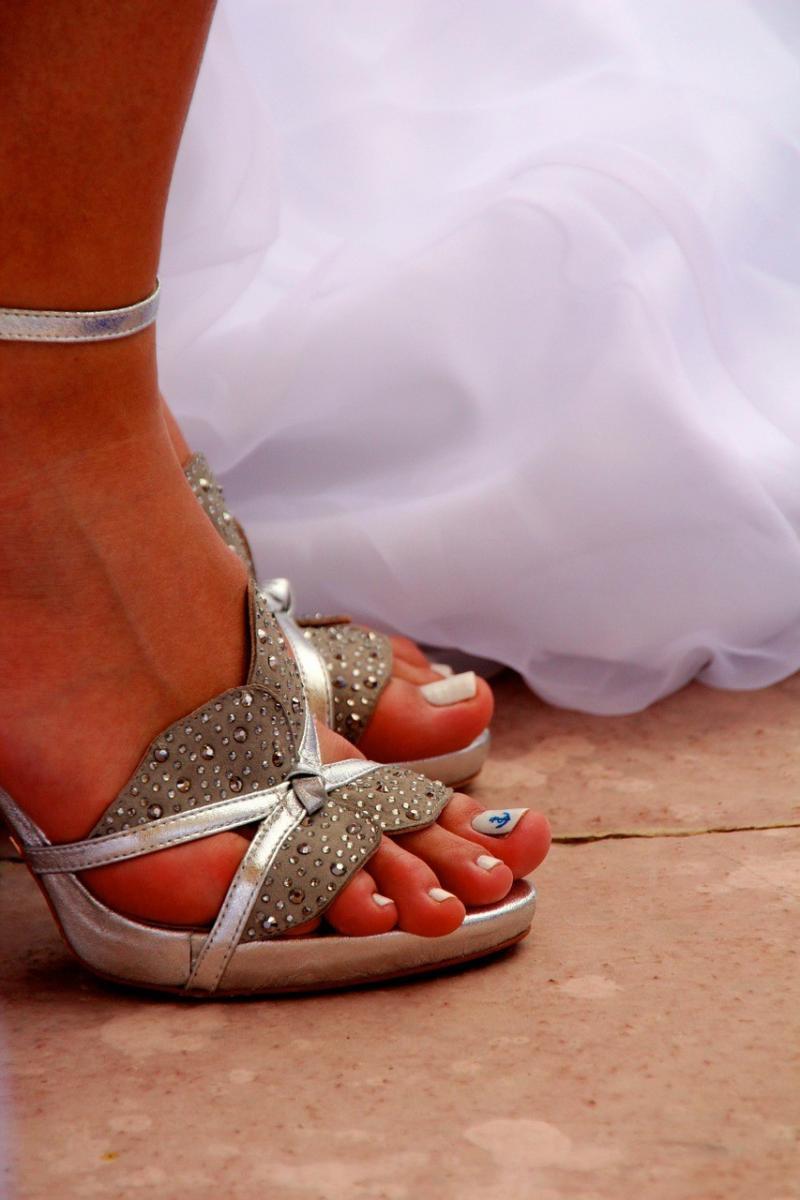 صور لـ #أحذية #عروس #أحذية_المرأة #حفل_زواج #أنيق #أبيض