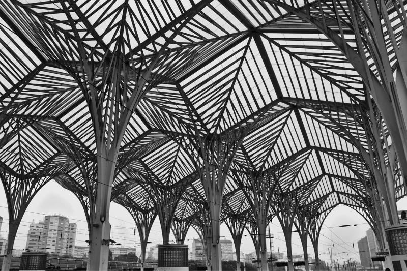 صور لـ #لشبونة #محطة_القطار #السفر