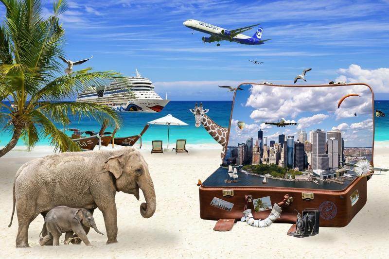 صور لـ #العطل #الاجازات #السفر #ابتعد_أو_ارحل #أمتعة #حلم