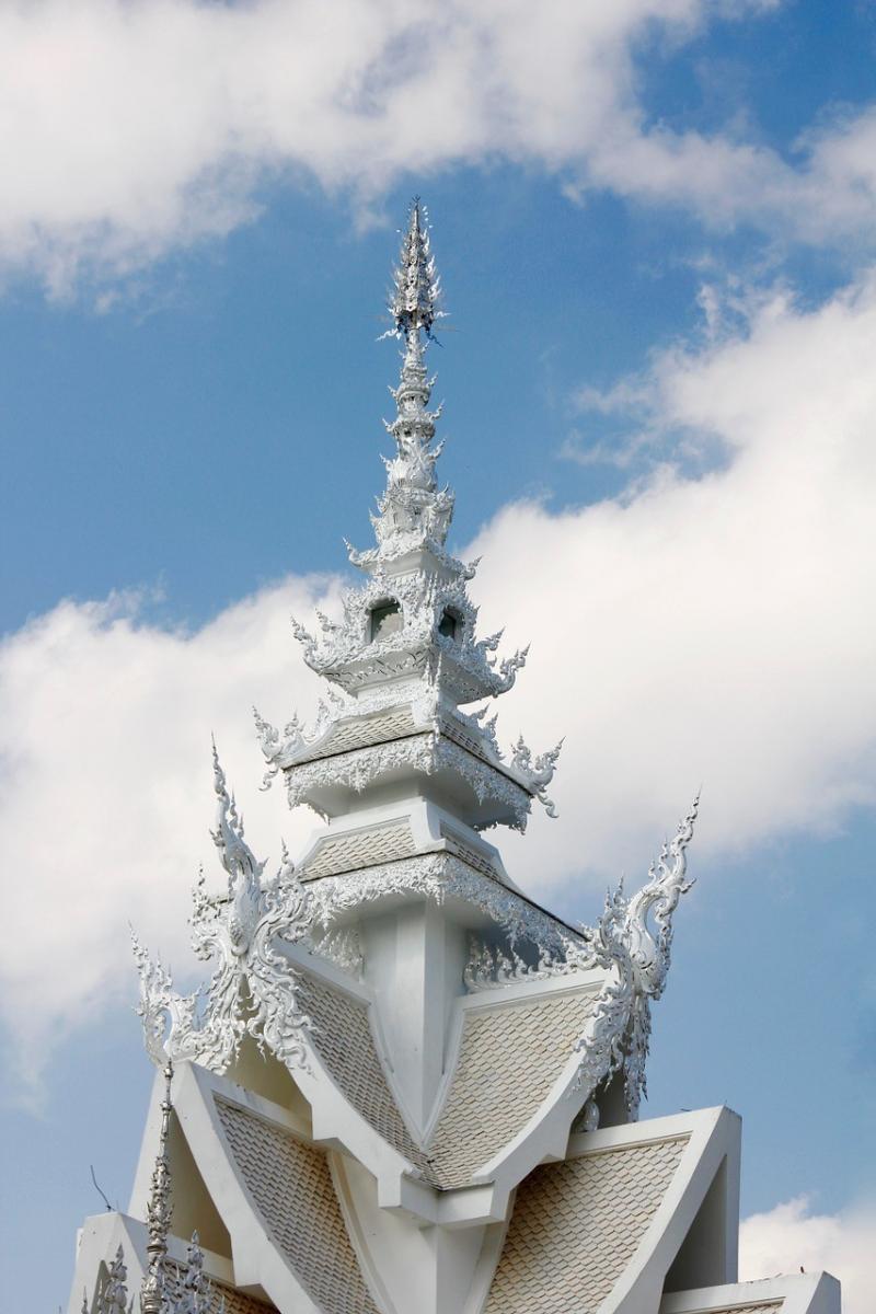 صور لـ #تايلاند #المعبد_الأبيض #صدغ