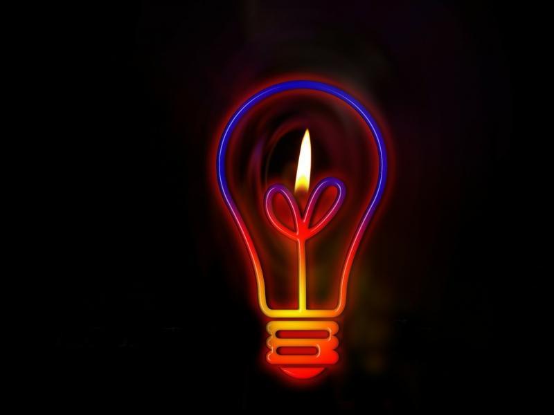 صور لـ #ابتكار #ضوء #مصباح #مصابيح #كمثرى #لمبة
