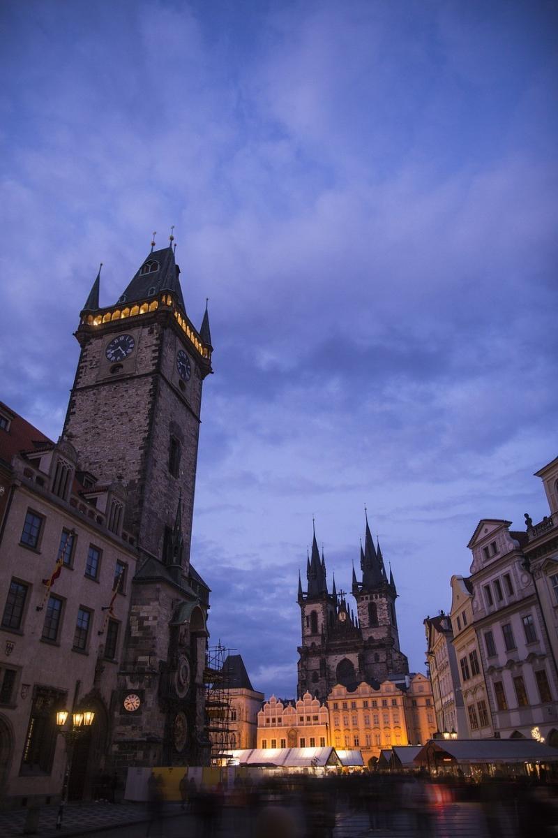 صور لـ #جمهورية_التشيك #براغ #تاريخيا #براغ