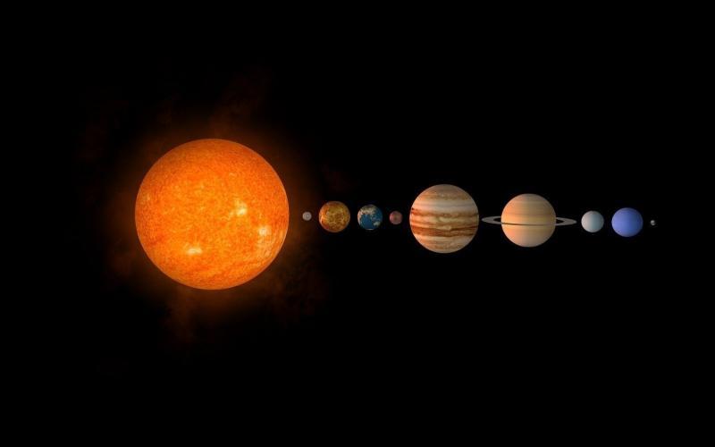 صور تحتوي #شمس #النظام_الشمسي #الفلك #كون #نجمة #كوكب