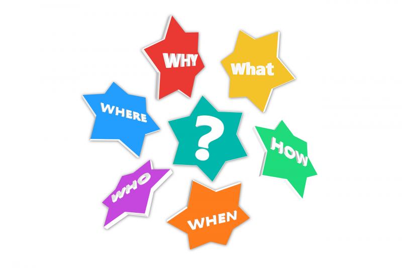 صور لـ #من_الذى #متى #الأسئلة #أين #كيف #لماذا_ا #ماذا #حادث